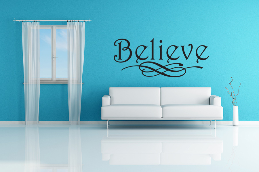 Wall Decal Sticker Quote Vinyl Art Lettering Decoration