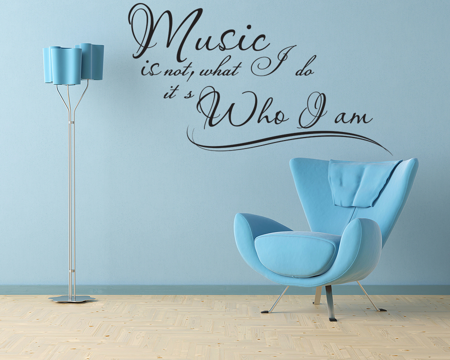 Removable Wall Art Decals Quotes : Wall decal sticker quote vinyl art removable mural letter